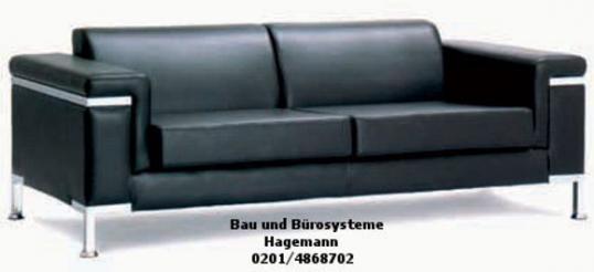 Exklusive Ledersofas empfangssitzmoebel b1 brandschutzordnung brandschutznorm